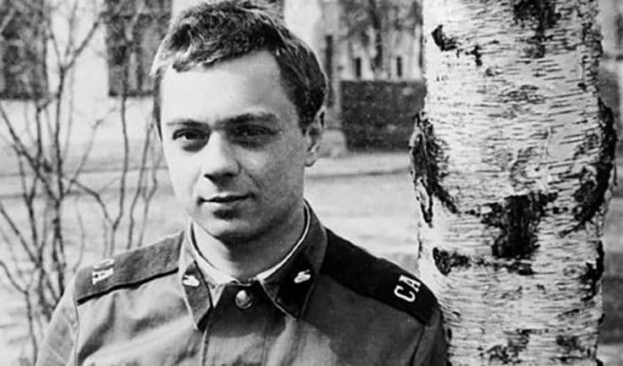 Андрей Леонов во время службы в армии | Фото: uznayvse.ru