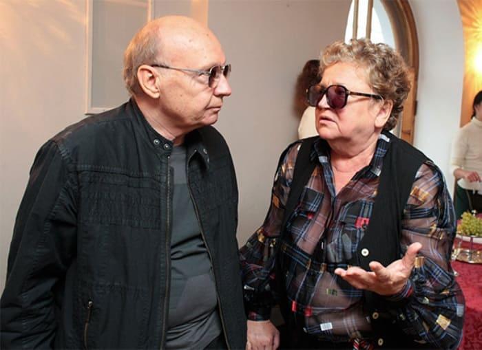 Актер с женой, Анастасией Вознесенской, 2008 | Фото: aif.ru