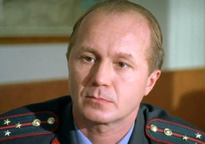 Андрей Панин в сериале *Бригада*, 2002 | Фото: tvc.ru