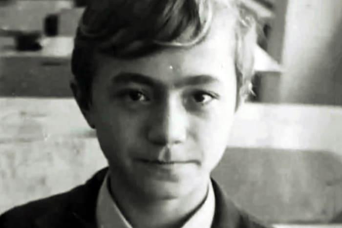Андрей Панин в детстве   Фото: 24smi.org