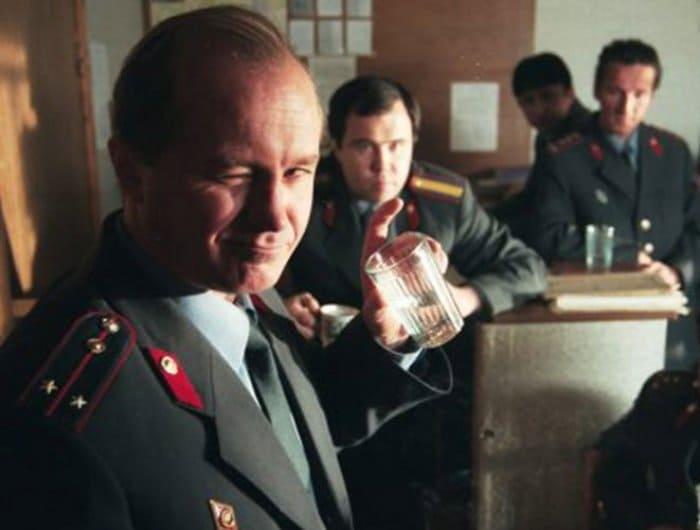 Андрей Панин в сериале *Бригада*, 2002   Фото: 7days.ru