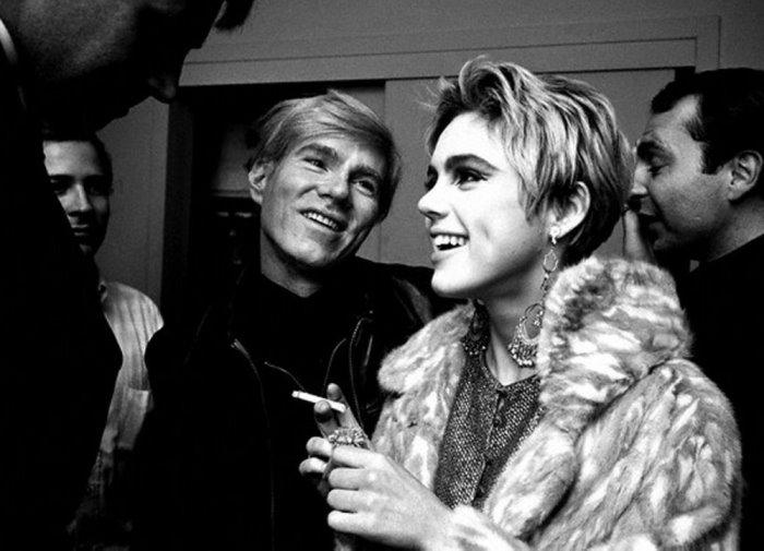 Король и королева Манхэттена всюду появлялись вместе   Фото: abcgallerys.com