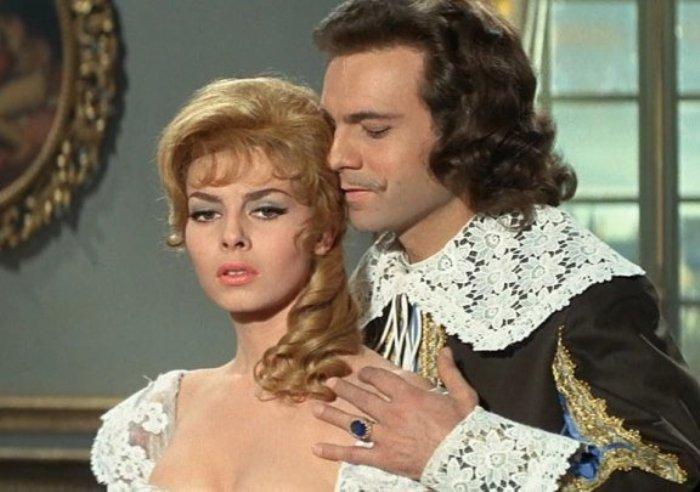 Кадр из фильма *Анжелика и король*, 1966 | Фото: golos.io