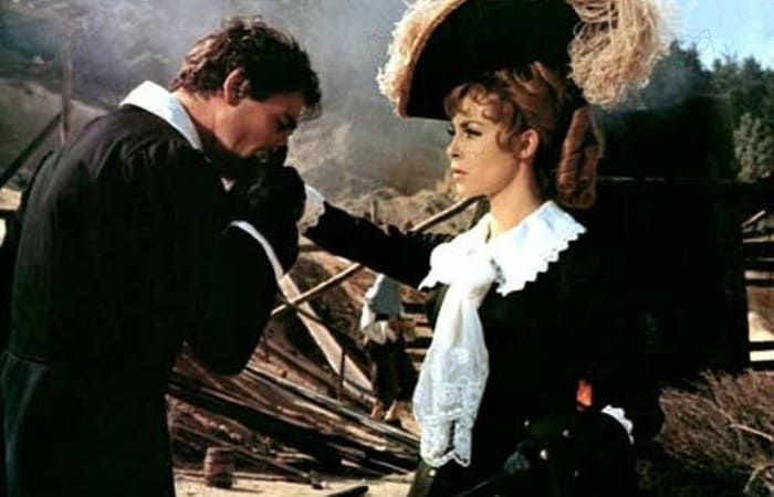 Кадр из фильма *Анжелика – маркиза ангелов*, 1964 | Фото: tass.ru