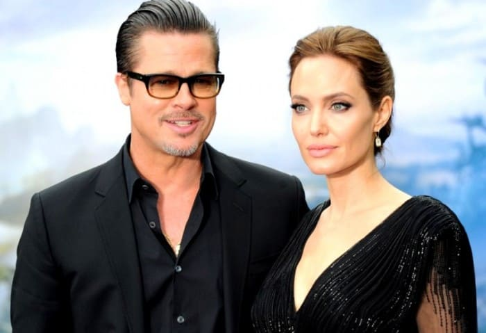 Анджелина Джоли и Брэд Питт | Фото: kino-teatr.ru