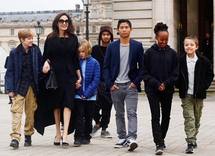 Актриса с детьми | Фото: politeka.net