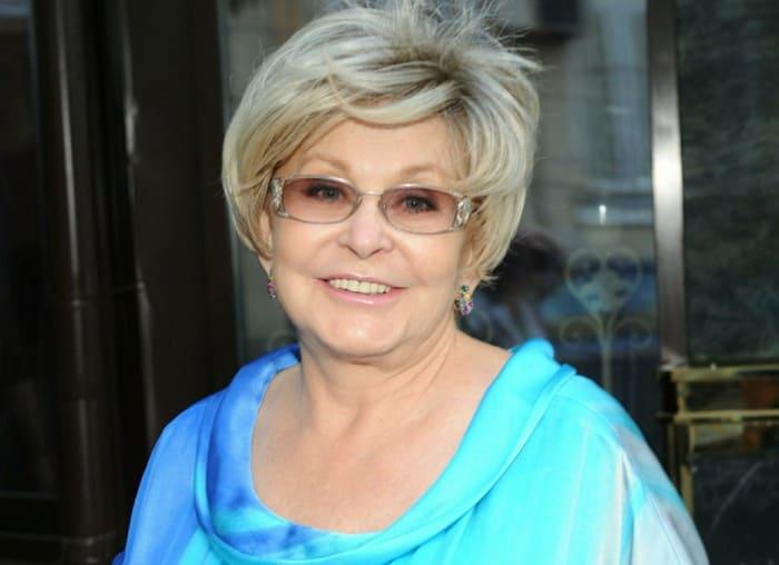 Знаменитая советская телеведущая Ангелина Вовк | Фото: domashniy.ru