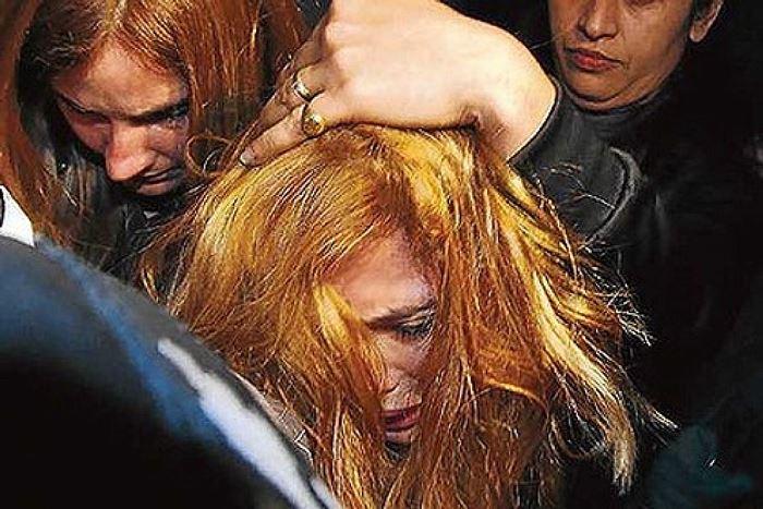 Арест колумбийской наркобаронессы | Фото: kp.ru