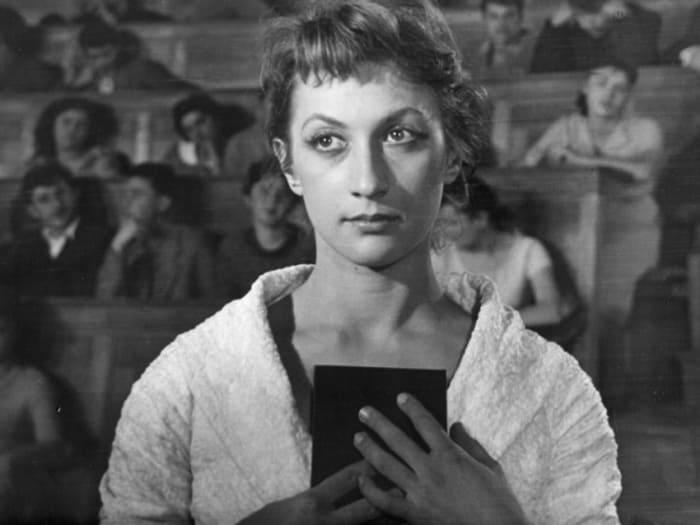 Софико Чиаурели в фильме *Повесть об одной девушке*, 1960 | Фото: kino-teatr.ru