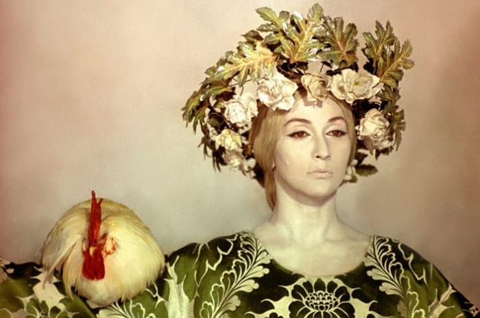 Актриса театра и кино Софико Чиаурели | Фото: story.ru