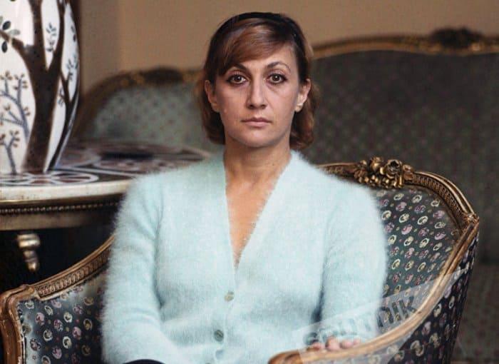 Актриса театра и кино Софико Чиаурели | Фото: sputnik-georgia.ru