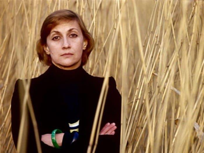 Актриса театра и кино Софико Чиаурели | Фото: kino-teatr.ru