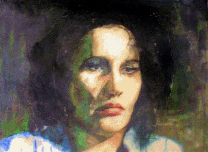 Последняя казненная ведьма Анна Гельди. Восковая картина П. Ладжугичи| Фото: secretofworld.ru