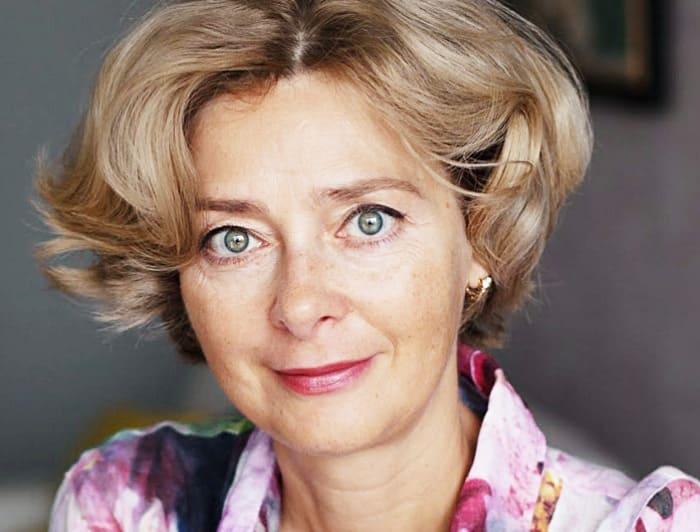 Актриса театра и кино, педагог Анна Исайкина (Дубровская) | Фото: nastroy.net