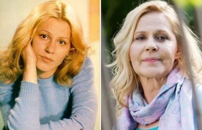 Актриса театра и кино Анна Каменкова   Фото: kino-teatr.ru