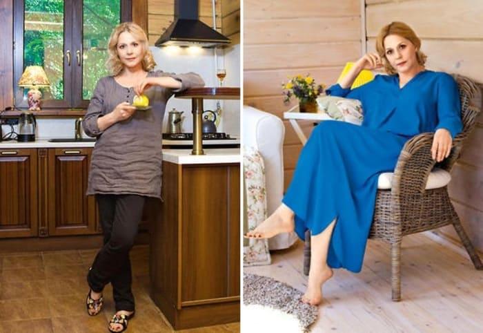 Одна из самых женственных и обаятельных актрис российского кино   Фото: 7days.ru