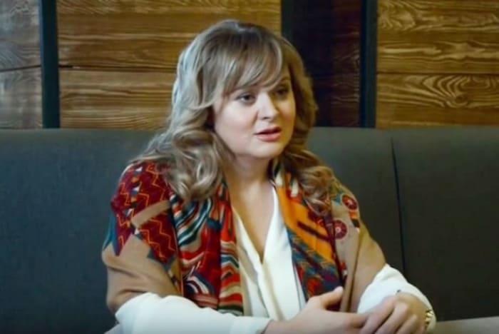 Анна Михалкова в фильме *Частица Вселенной*, 2017 | Фото: kino-teatr.ru