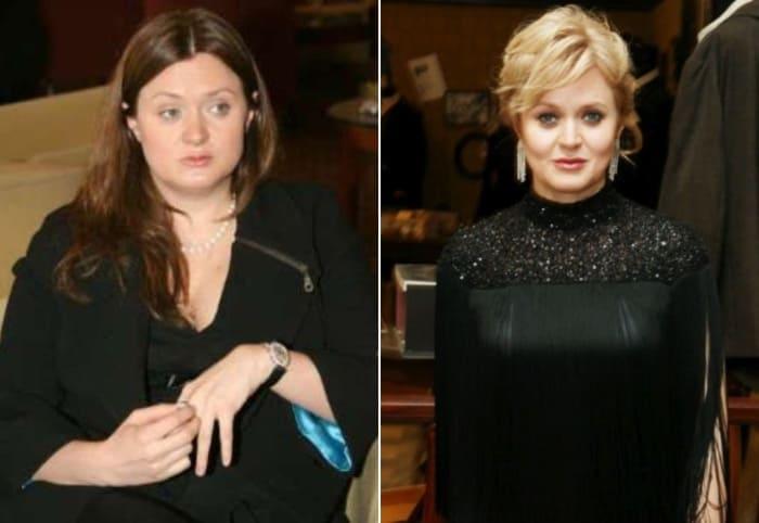 Актриса до и после похудения | Фото: msn.com