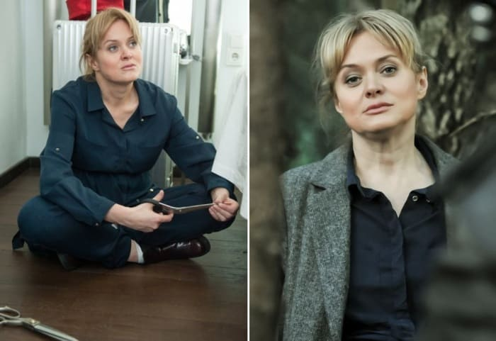 Анна Михалкова в сериале *Обычная женщина*, 2018 | Фото: kino-teatr.ru