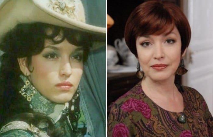 Малоизвестные факты о первой красавице российского кино Анне Самохиной