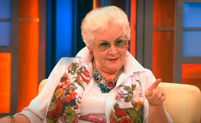 Телеведущая, которую называли лицом советского телевидения | Фото: globalsib.com
