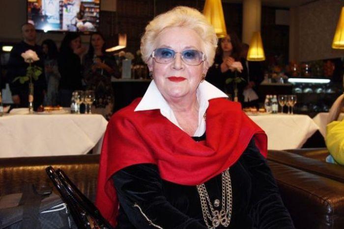 Знаменитая советская телеведущая, диктор Центрального телевидения Анна Шатилова | Фото: 24smi.org