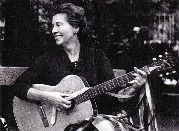 Певица, поэт, композитор Анна Марли | Фото: anna-marly.narod.ru