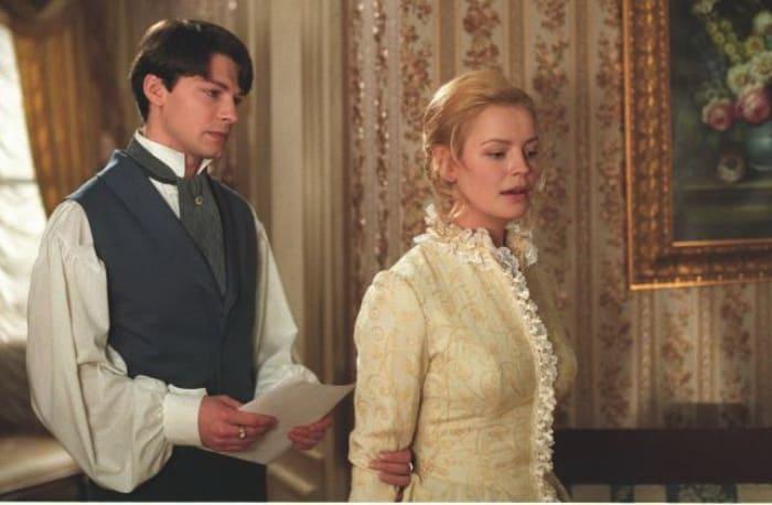 Кадр из сериала *Бедная Настя*, 2003-2004 | Фото: kino-teatr.ru