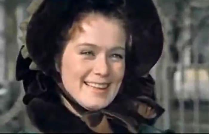 Анна Твеленева в фильме *Звезда в ночи*, 1972 | Фото: kino-teatr.ru