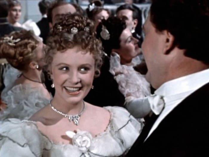 Кадр из фильма *Анна на шее*, 1954 | Фото: culture.ru