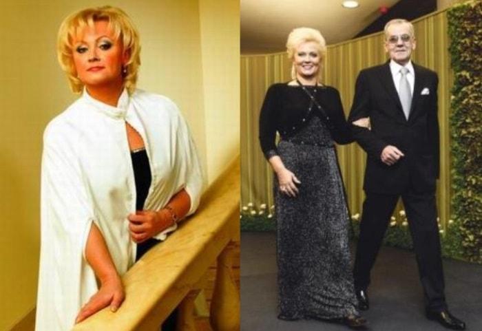 Анне Вески и ее второй муж Бенно Бельчиков | Фото: muslib.ru biography-и life.ru