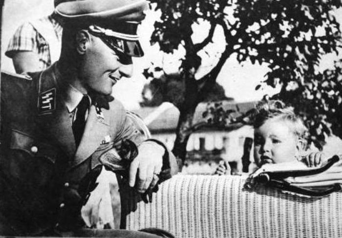 Проект *Лебенсборн* называли детской фабрикой нацистов | Фото: e-gerontidy.livejournal.com