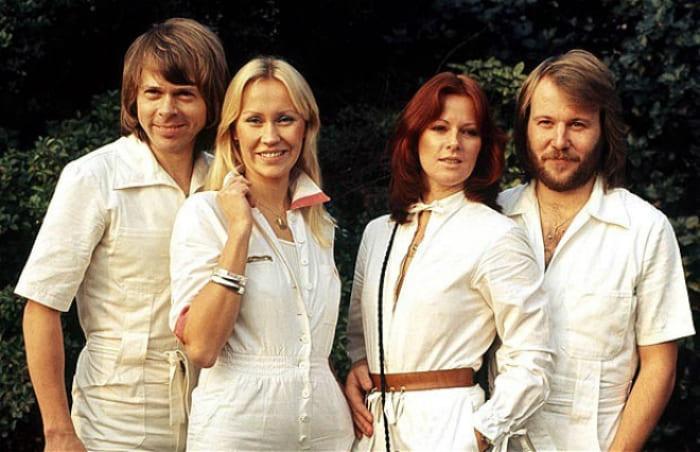 Легендарная шведская группа *АВВА* | Фото: 24smi.org