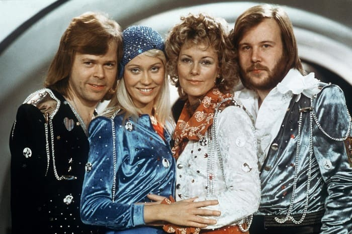 Легендарная шведская группа *АВВА* | Фото: boom.ms