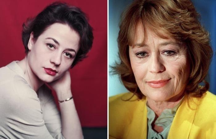 Одна из самых популярных в СССР французских актрис Анни Жирардо | Фото: 24smi.org