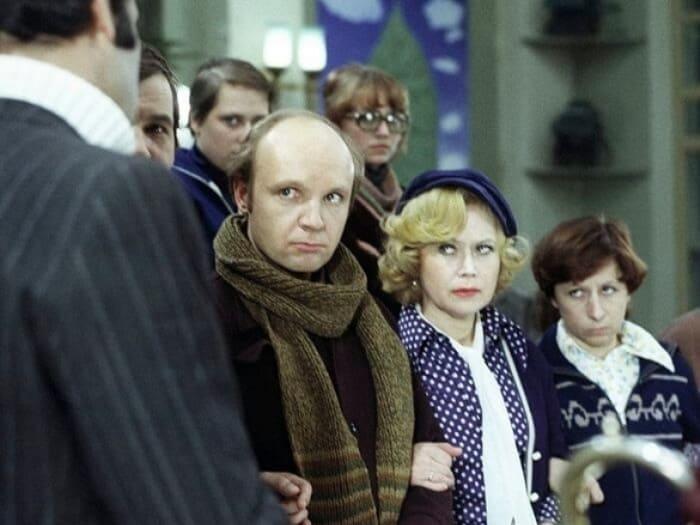 Кадр из фильма *Гараж*, 1979 | Фото: pravda.ru