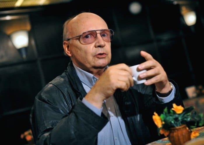 Народный артист РСФСР Андрей Мягков | Фото: kino-teatr.ru