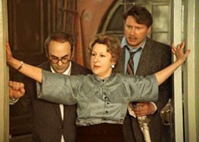 Кадр из фильма *Покровские ворота*, 1982 | Фото: fb.ru