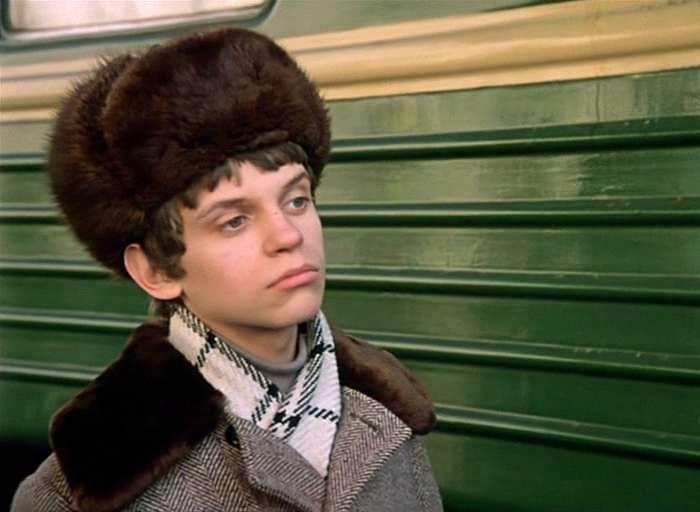 Антон Андросов в фильме *Плюмбум, или Опасная игра*, 1986 | Фото: kino-teatr.ru
