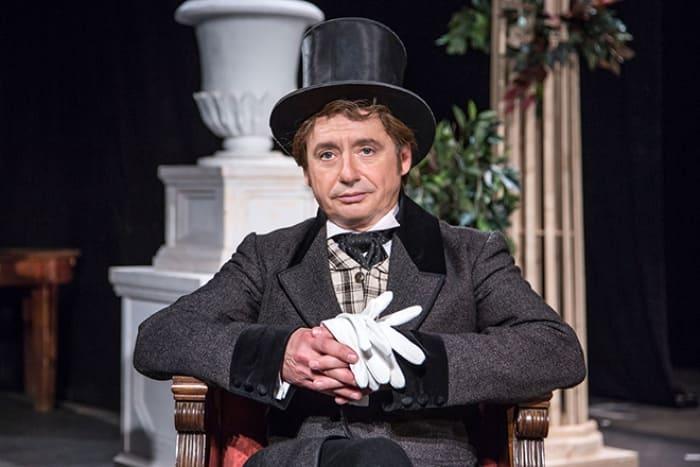 Актер, бизнесмен, ресторатор Антон Табаков | Фото: uznayvse.ru
