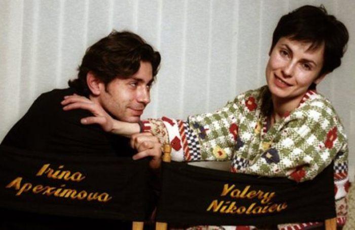 Ирина Апексимова и Валерий Николаев | Фото: uznayvse.ru