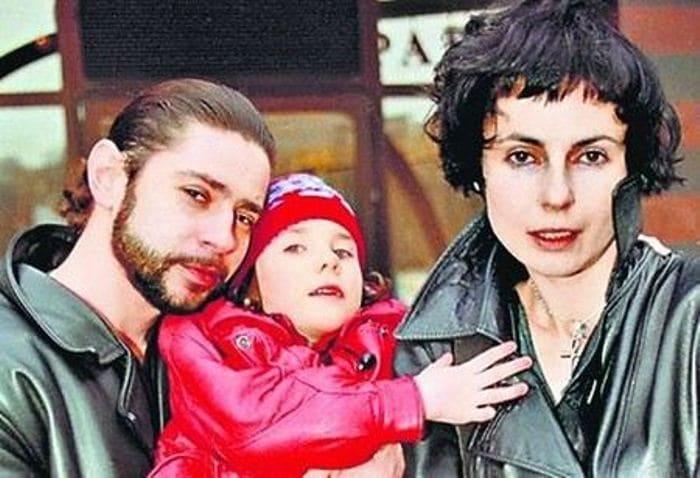 Валерий Николаев и Ирина Апексимова с дочерью | Фото: uznayvse.ru
