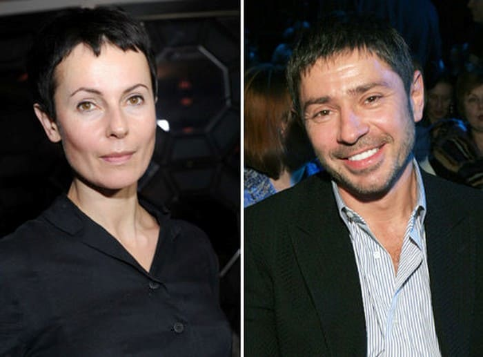 Ирина Апексимова и Валерий Николаев | Фото: woman.ru