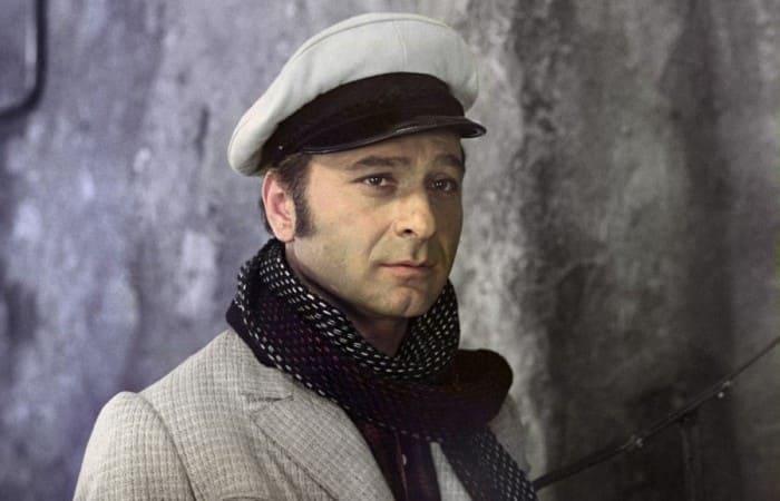 Арчил Гомиашвили в роли Остапа Бендера | Фото: 24smi.org