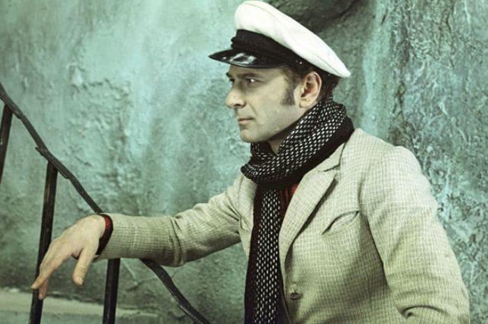 Арчил Гомиашвили в роли Остапа Бендера | Фото: aif.ru