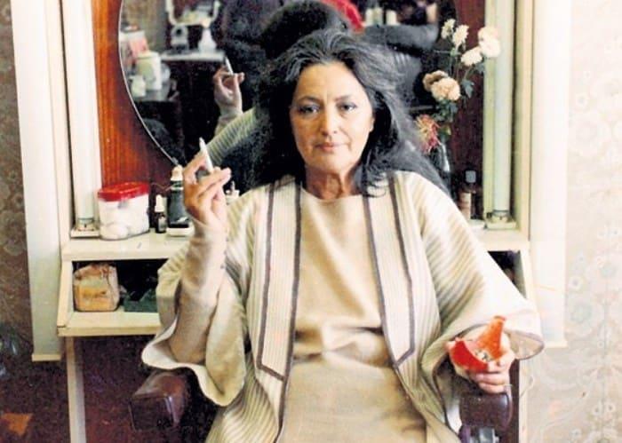 Народная артистка России и Грузии Ариадна Шенгелая | Фото: akirama.com