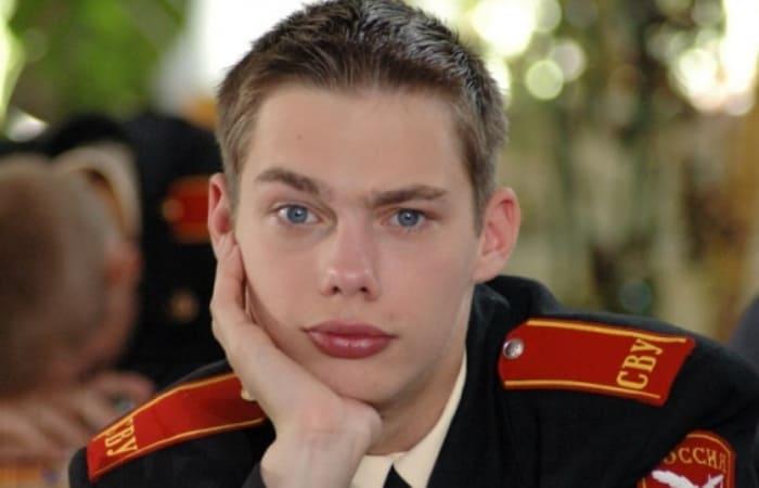 Аристарх Венес в сериале *Кадетство*   Фото: 2aktera.ru