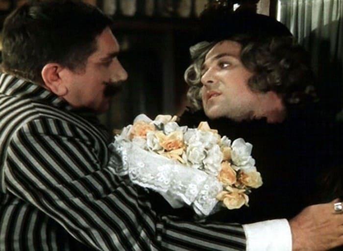 Кадр из фильма *Здравствуйте, я ваша тетя!*, 1975 | Фото:  bigpicture.ru
