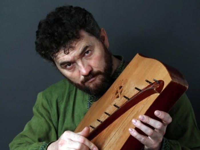 Актер, каскадер, музыкант, поэт Евгений Бунтов | Фото: kino-teatr.ru