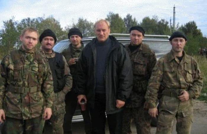 В кино Евгений Сидихин часто играл роли военных | Фото: kino-teatr.ru